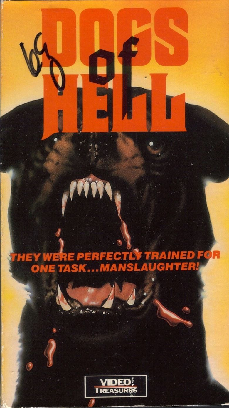 Dogs of Hell movie poster