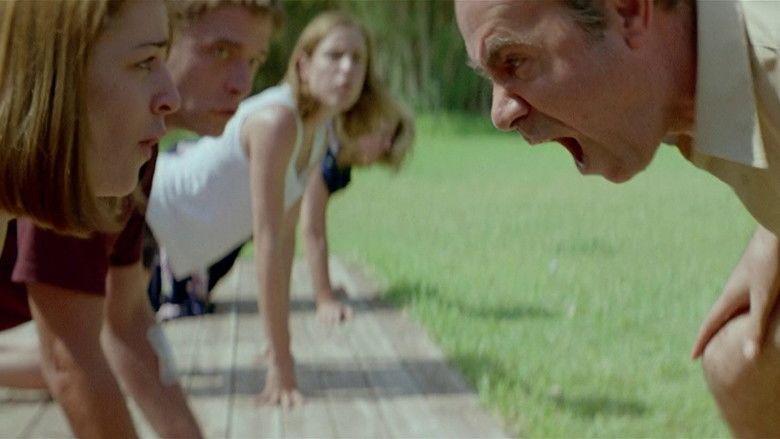 Dogtooth (film) movie scenes