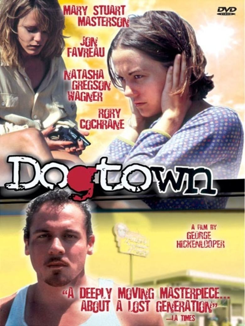 Dogtown (film) movie poster