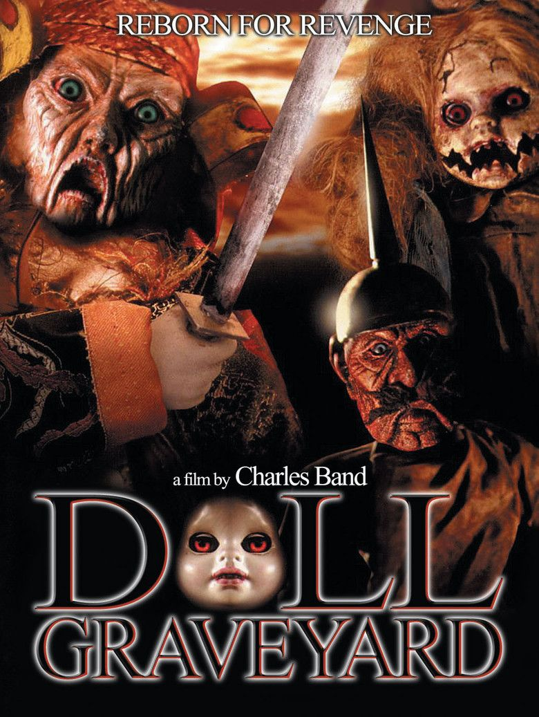 Doll Graveyard movie poster