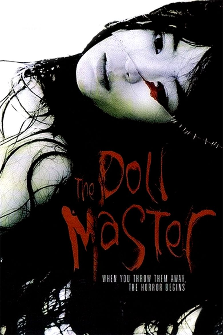 Doll Master movie poster