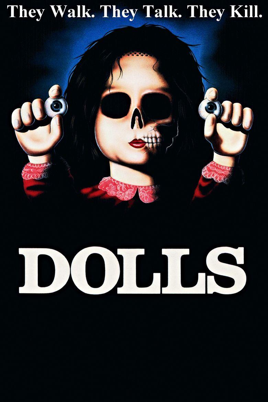 Dolls (1987 film) movie poster