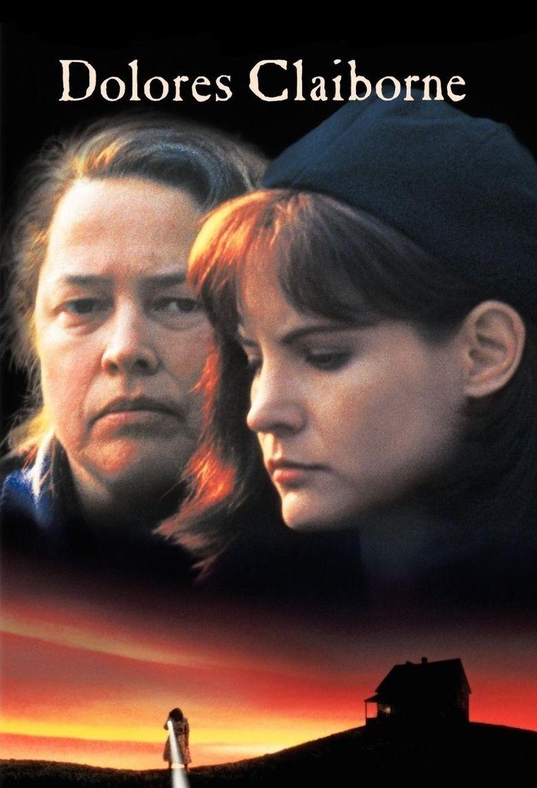Dolores Claiborne (film) movie poster