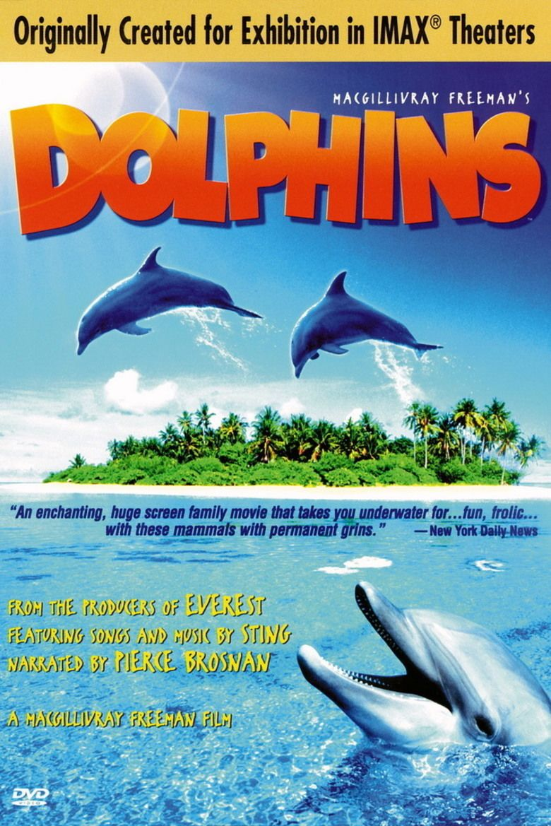Dolphins (2000 film) movie poster