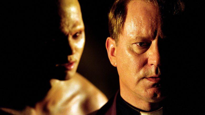 Dominion: Prequel to the Exorcist movie scenes