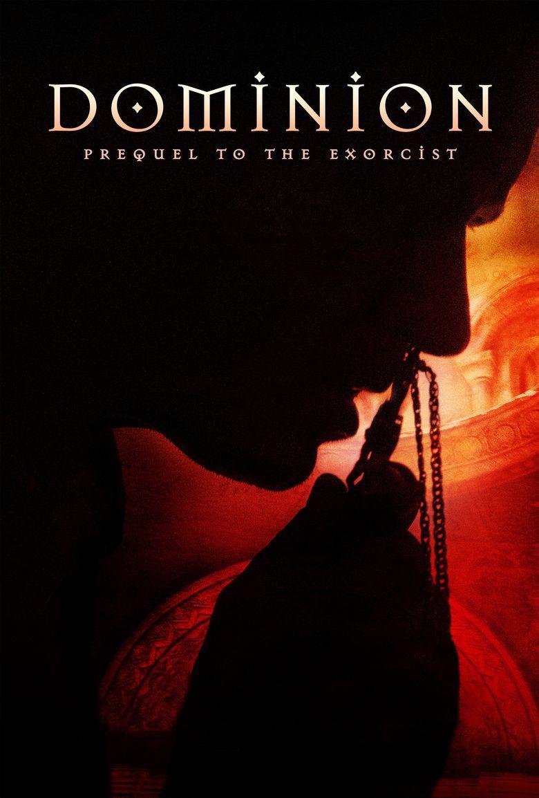 Dominion: Prequel to the Exorcist movie poster