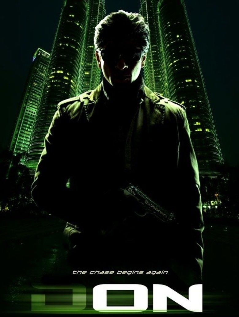 Don (2006 Hindi film) movie poster