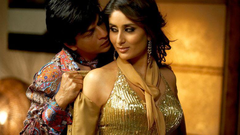Don (2006 Hindi film) movie scenes