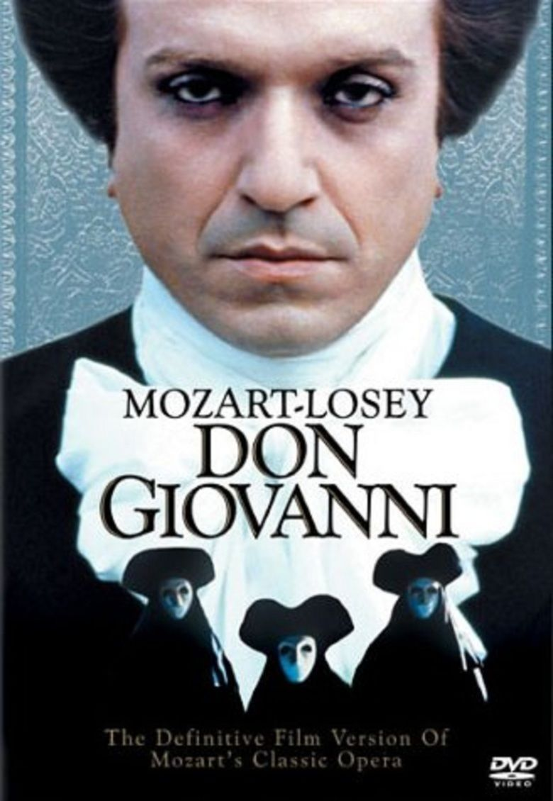 Don Giovanni (1979 film) movie poster