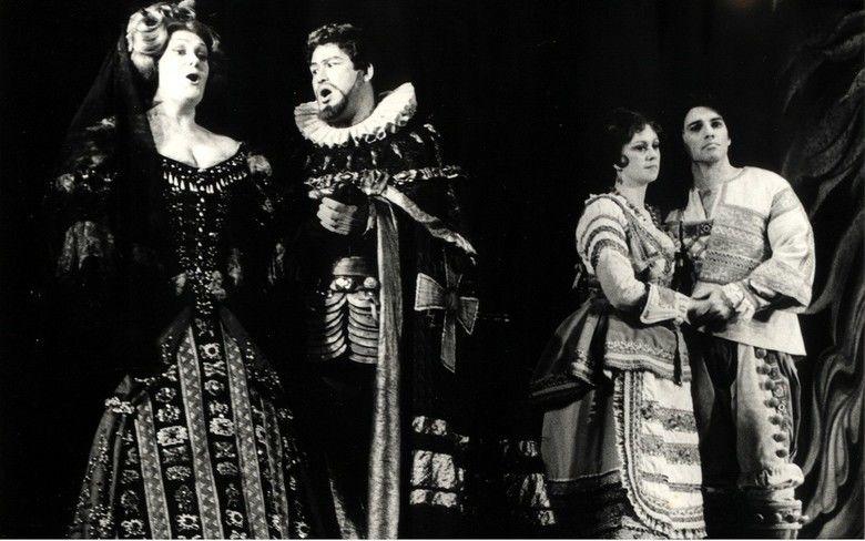Don Giovanni (1979 film) movie scenes