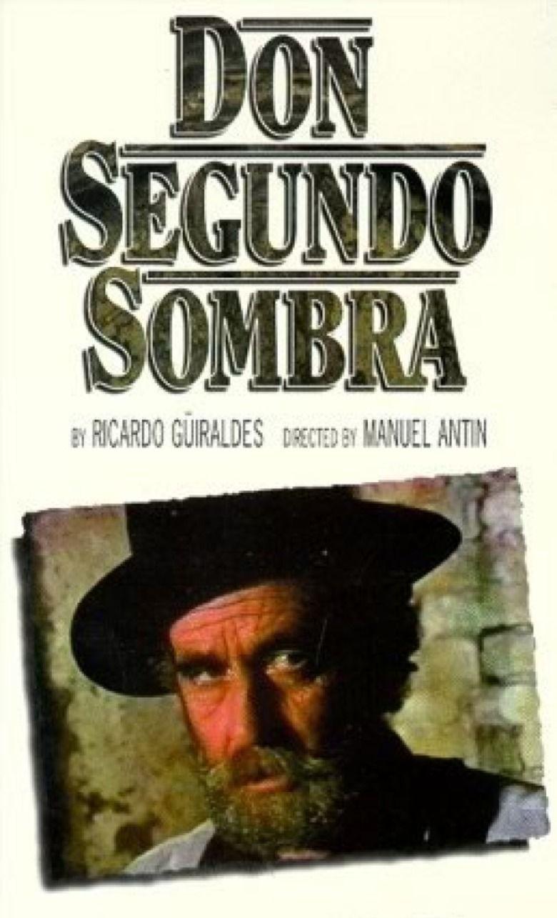 Don Segundo Sombra (film) movie poster