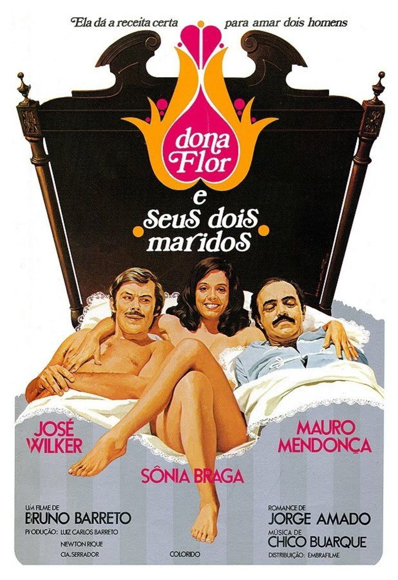 Dona Flor and Her Two Husbands movie poster