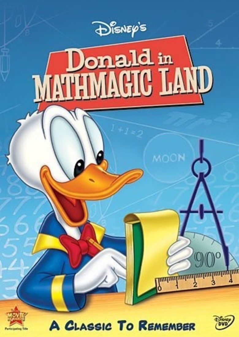 Donald in Mathmagic Land movie poster