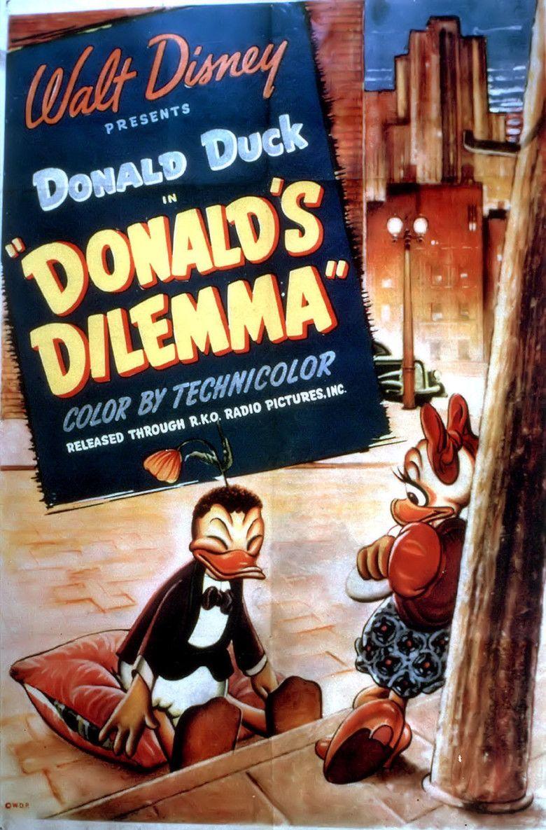 Donalds Dilemma movie poster