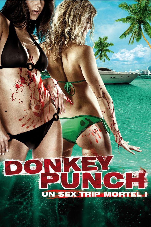 Donkey Punch (film) movie poster