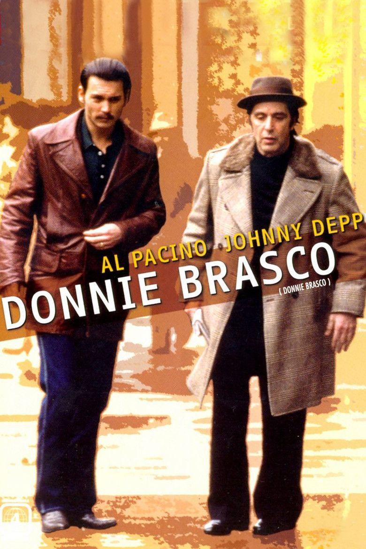 Donnie Brasco (film) movie poster