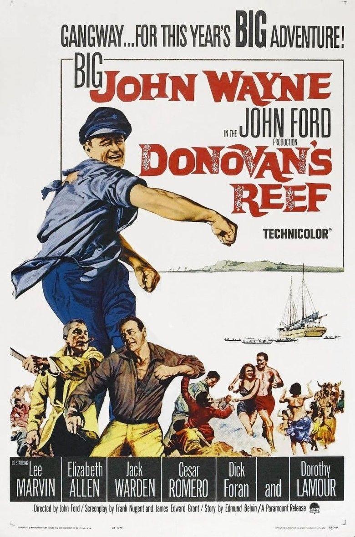 Donovans Reef movie poster