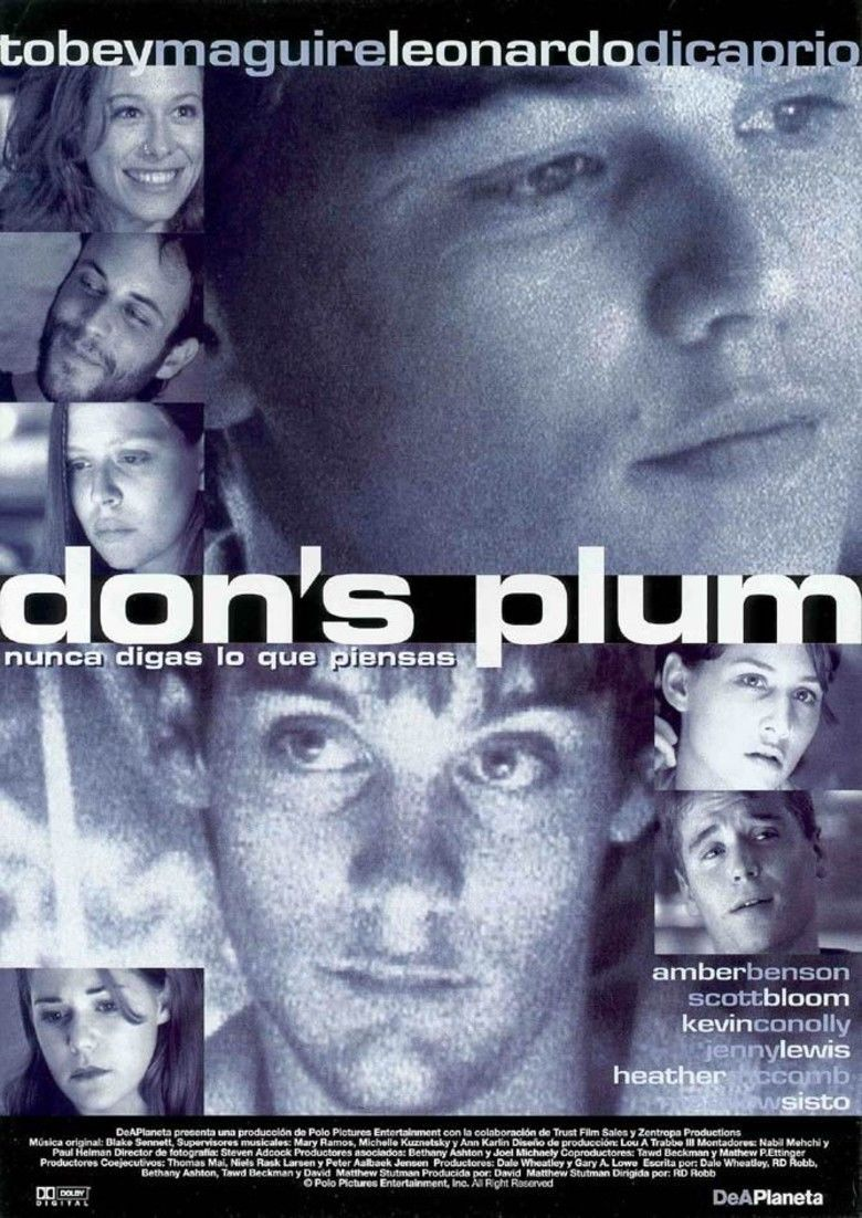 Dons Plum movie poster