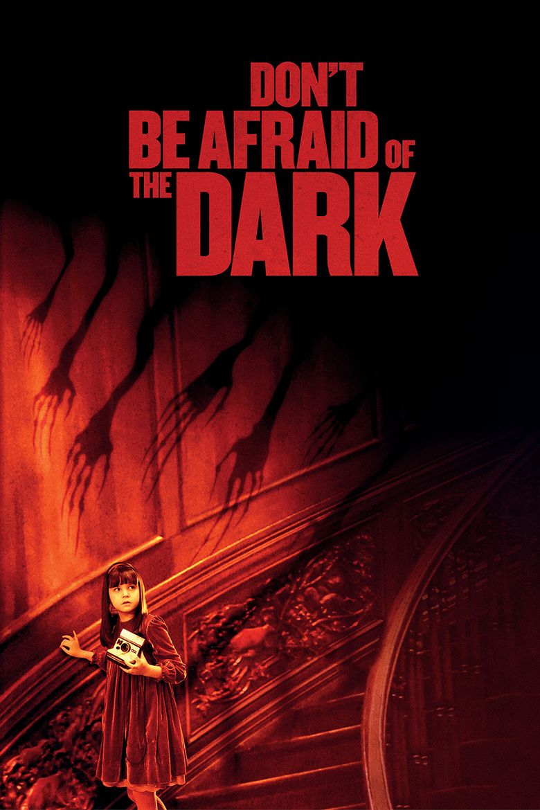 Dont Be Afraid of the Dark (2010 film) movie poster