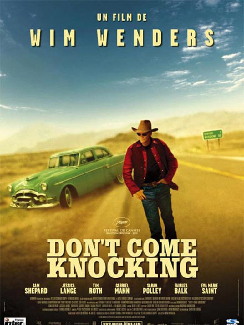 Dont Come Knocking movie poster
