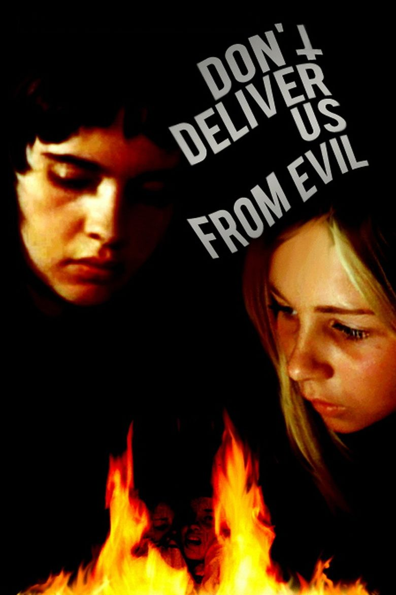 Dont Deliver Us from Evil movie poster