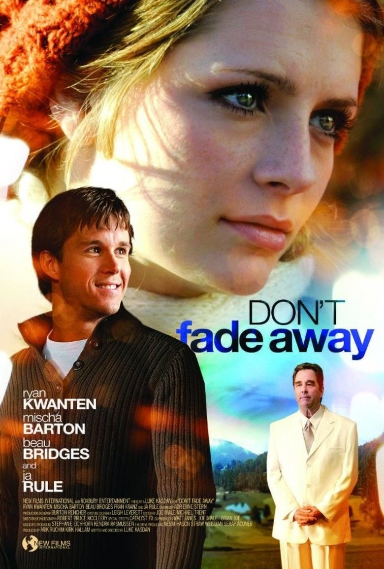 Dont Fade Away movie poster