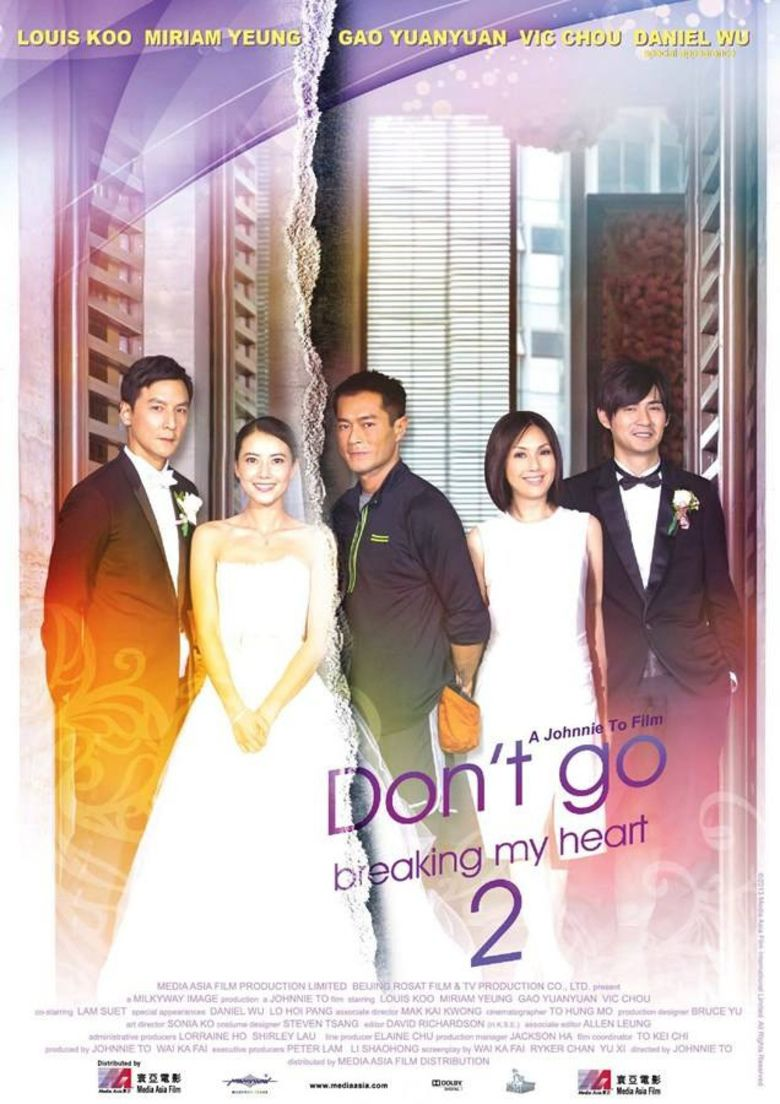 Dont Go Breaking My Heart 2 movie poster