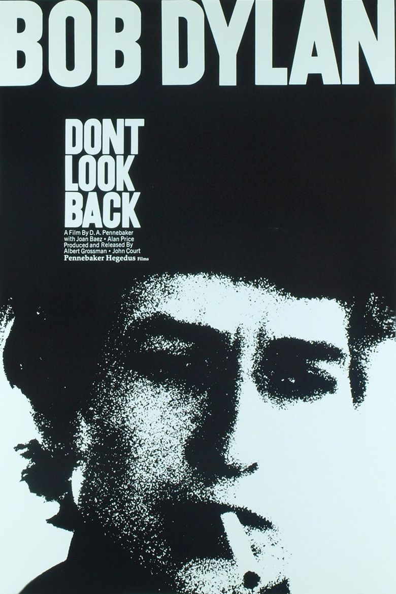 Dont Look Back movie poster
