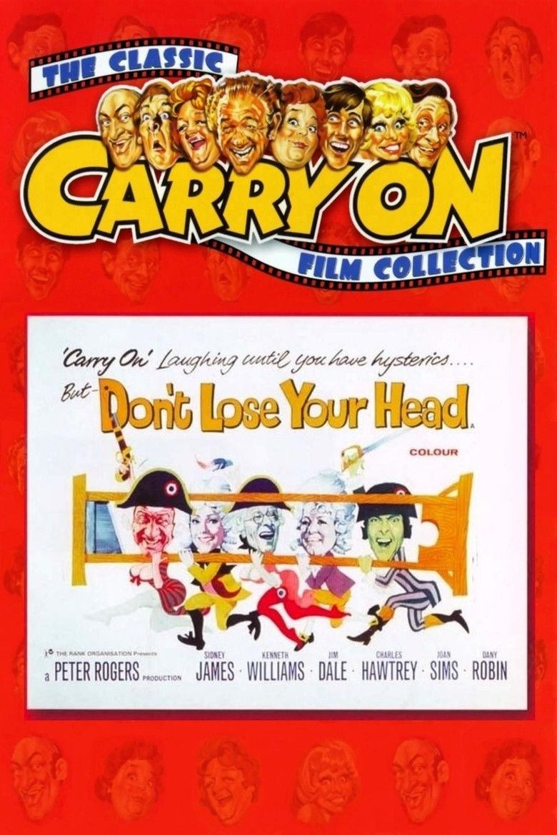 Dont Lose Your Head movie poster