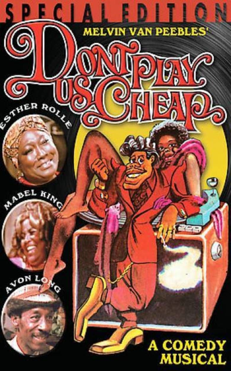 Dont Play Us Cheap movie poster
