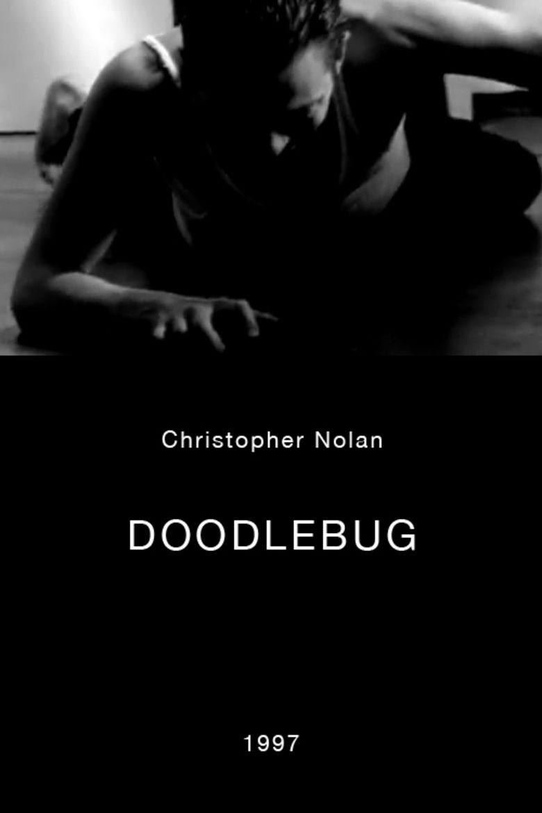 Doodlebug (film) movie poster