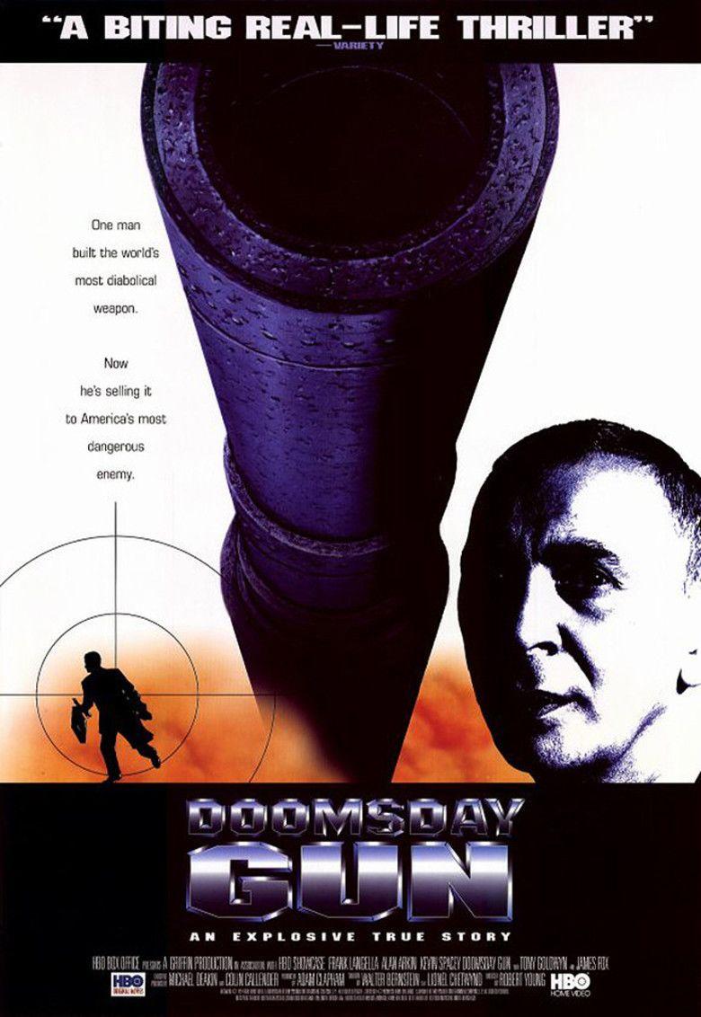 Doomsday Gun movie poster