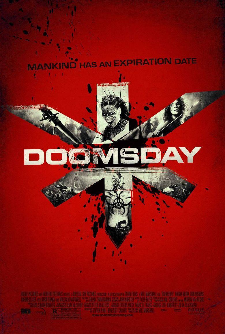 Doomsday (film) movie poster
