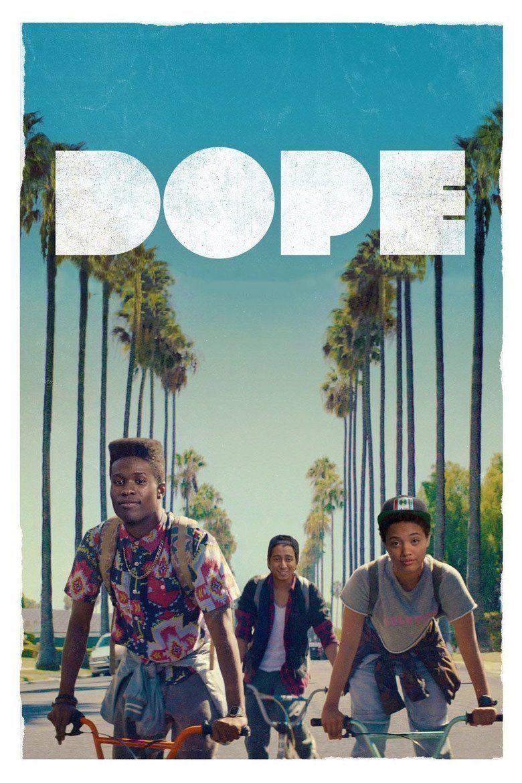 Dope (film) movie poster