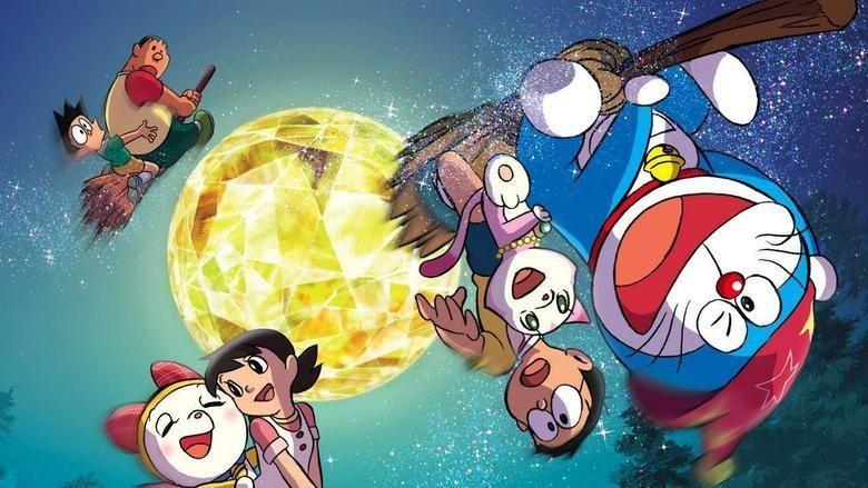 Doraemon: Nobitas Great Adventure into the Underworld movie scenes