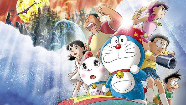 Doraemon: Nobitas New Great Adventure into the Underworld movie scenes
