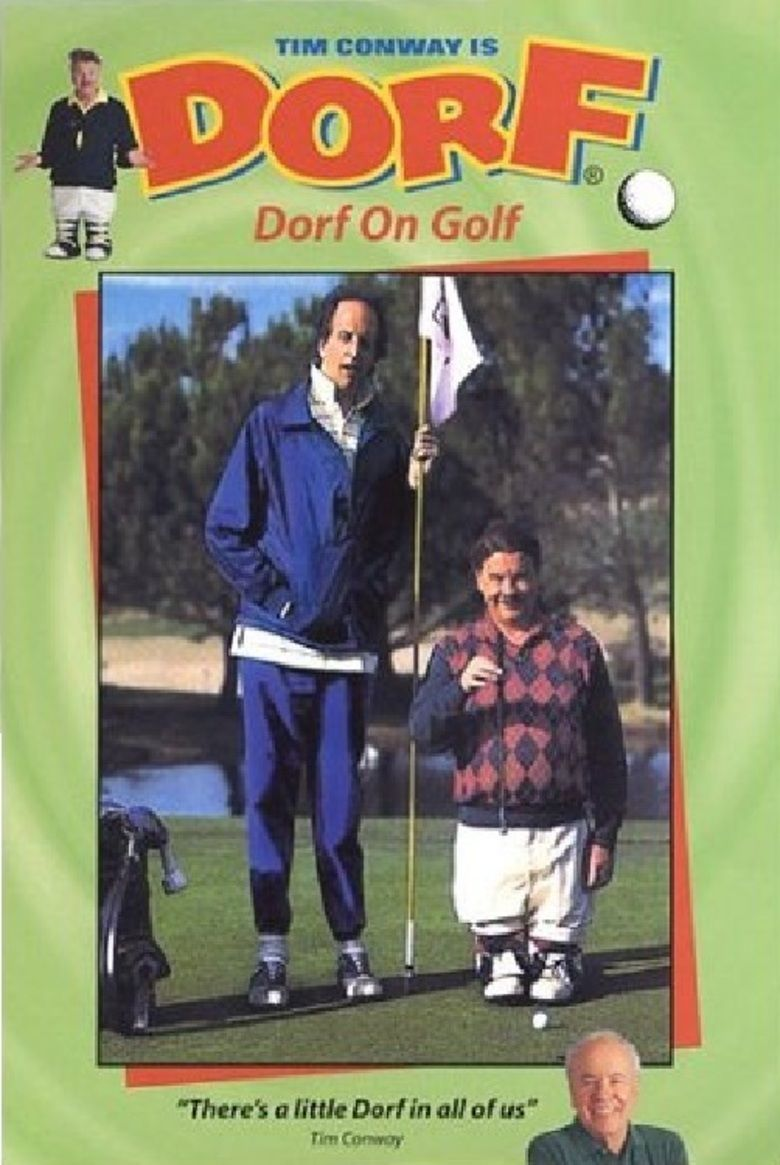 Dorf on Golf movie poster