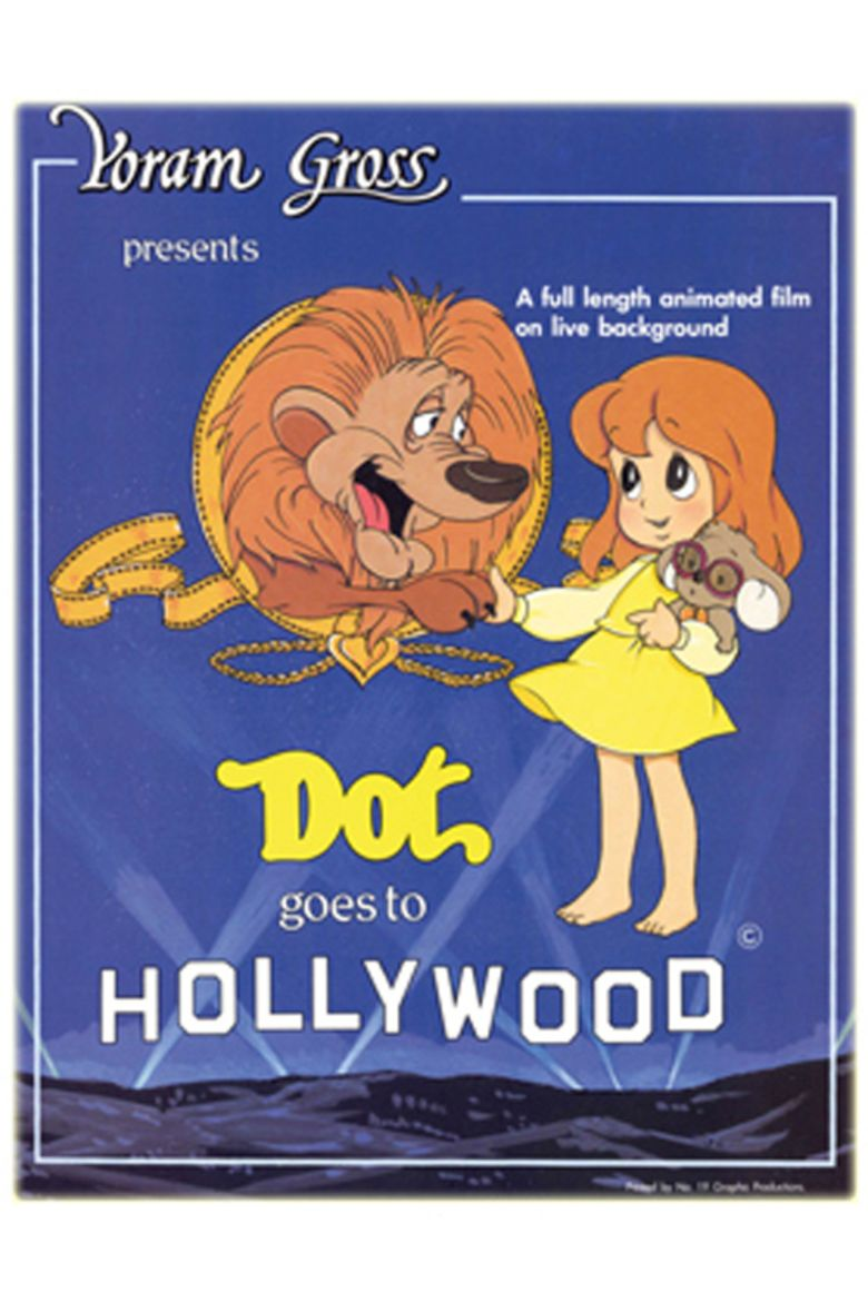 Dot Goes to Hollywood movie poster
