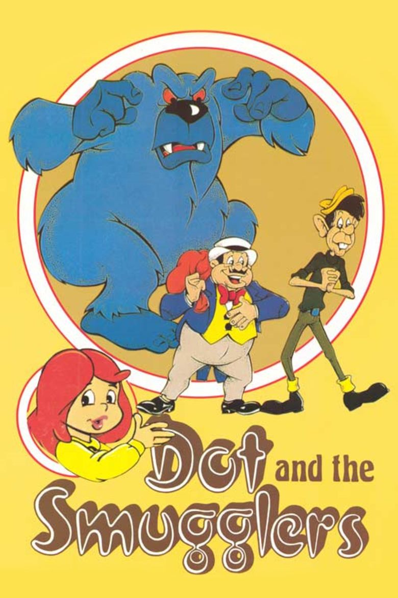 Dot and the Smugglers movie poster