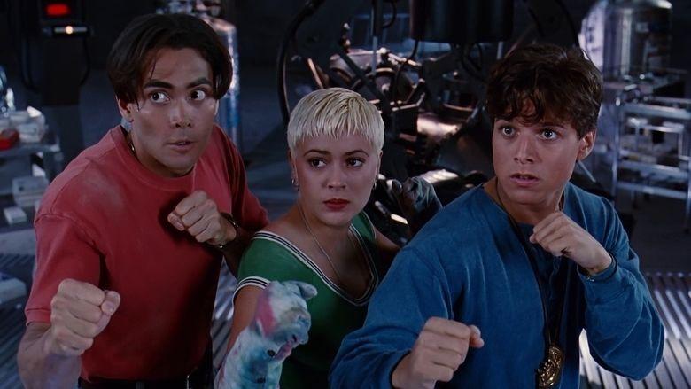 Double Dragon (film) movie scenes