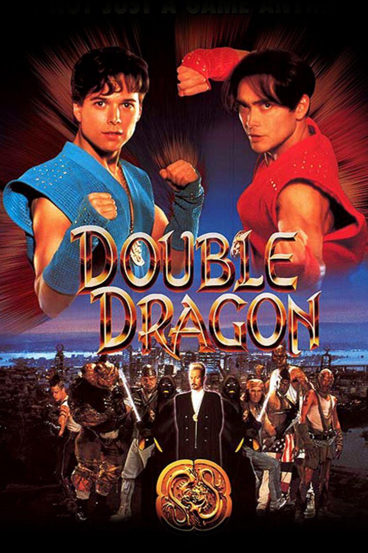 Double Dragon (film) movie poster