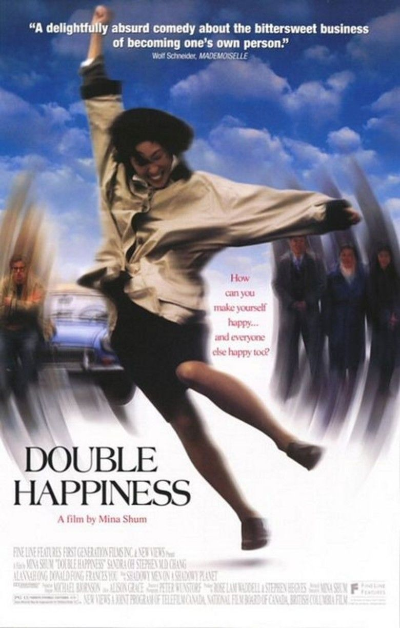 Double Happiness (film) movie poster