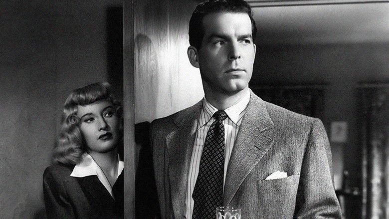 Double Indemnity (film) movie scenes