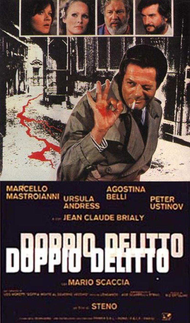 Double Murder movie poster