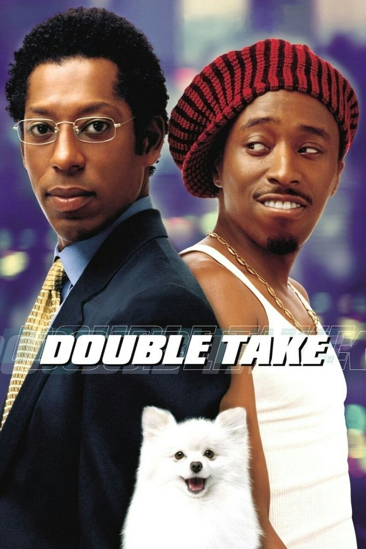 Double Take (2001 film) movie poster