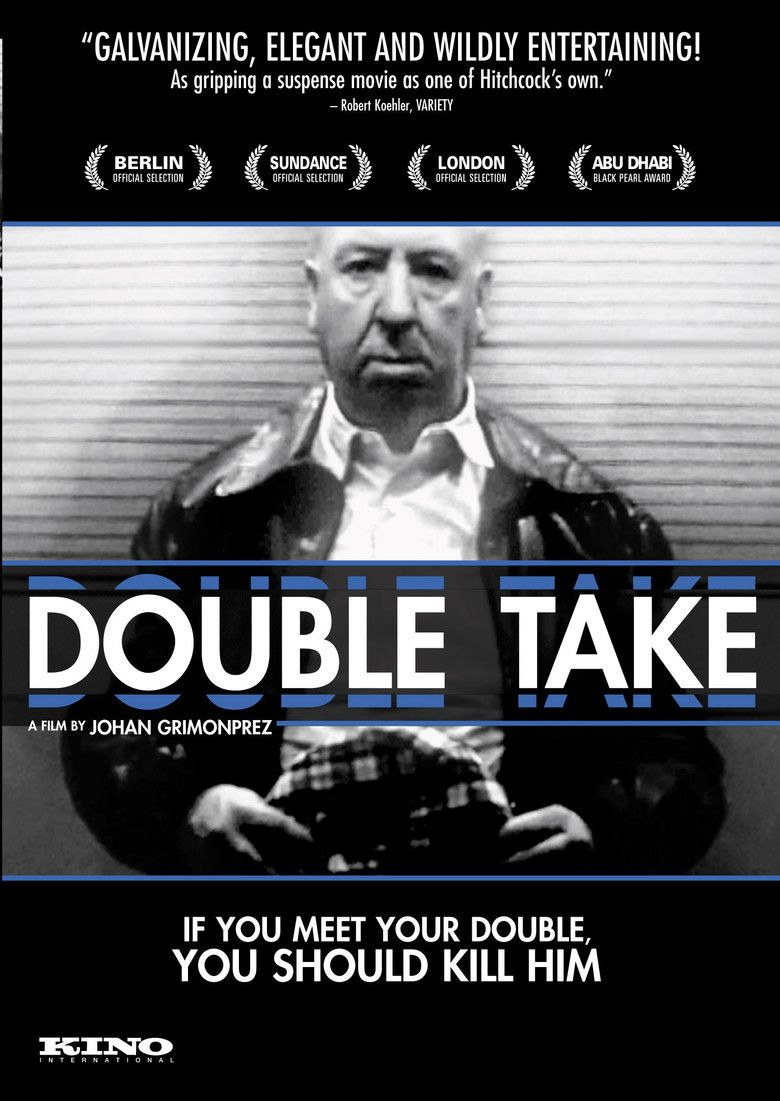 Double Take (2009 film) movie poster