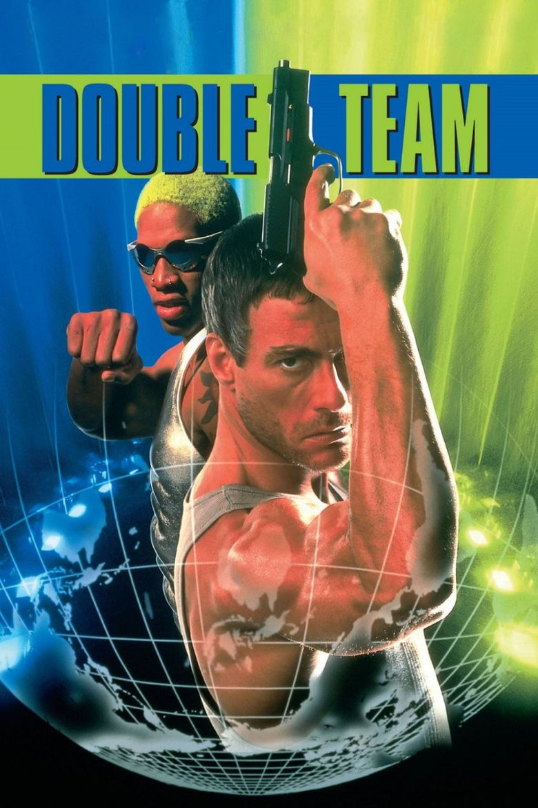 Double Team (film) movie poster