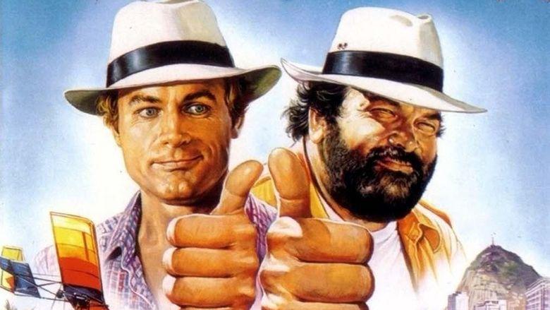 Double Trouble (1984 film) movie scenes