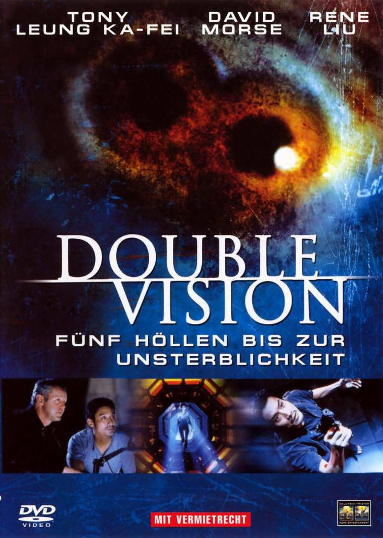Double Vision (2002 film) movie poster