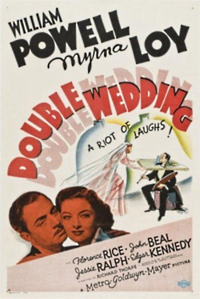 Double Wedding movie poster